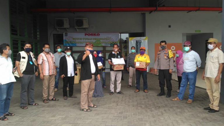 MKKS Kota Bekasi Sumbang APD Untuk Tim Medis