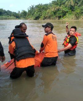 Zulfahri Hanyut Terseret Arus Sungai Sei Silau Di Temukan