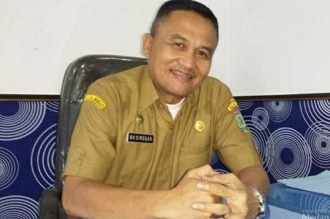 Anggota DPRD Provinsi Sumut ES beserta Istri dinyatakan positif terjangkit Virus Corona disease(Covid) 19