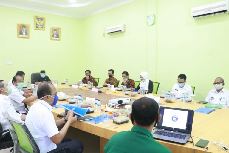 Bupati Pimpin Rapat Umum Pemegang Saham (RUPS) Bank Tanggo Rajo