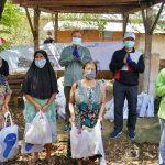 Deputi ADPIN BKKBN Serahkan Bantuan Dampak Covid-19 di Depok