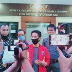 Kantor DPC PDI Perjuangan Kabupaten Bekasi Dirusak Oknum ASN