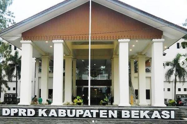 Komisi III DPRD Kab. Bekasi Harap Proyek Infrastruktur Tetap Berjalan Dengan Tetap Perhatikan Protokol Kesehatan