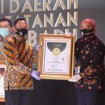 Pemkot Bekasi Sabet Juara Pertama Pelayanan Terpadu Satu Pintu