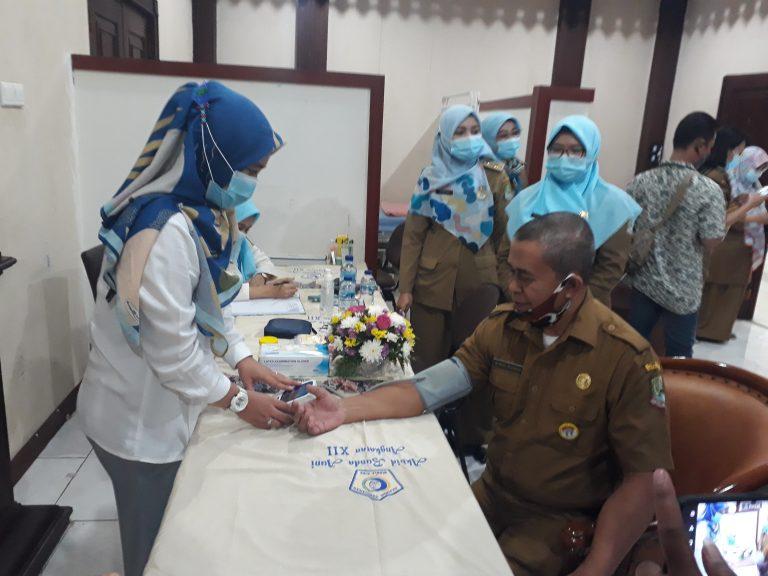 Sekwan DPRD Kota Bekasi Lounching Poliklinik