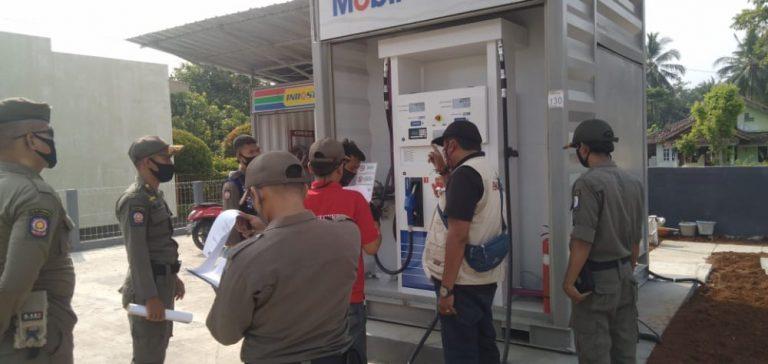 Disinyalir Banyak SPBU Mini Indomobil Belum Berijin, Komunas Sarankan Bongkar Bangunannya Biar Jera dan Segera Urus Ijin