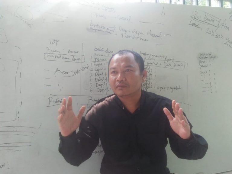 Pengusaha Media di Lebak Akan Nyalon Ketua KONI Lebak