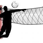 Kades Arna, Semangat Kembangkan Volly Ball Bagi Kalangan Muda