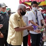 Bupati Asahan H Surya BSc Resmikan Pertashop Kecamatan Rahuning