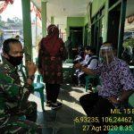 Peduli Pendidikan Di Tengah Pandemi, Koramil 0315 Bayah Sediakan Wi-Fi Gratis Untuk Belajar Daring Terbuka