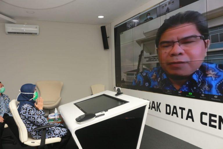Dukung Kelancaran Tugas Tim Pemeriksa BPK RI Banten , Bupati Lebak Perintahkan OPD Merespon Permintaan Dokumen