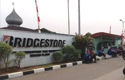 Warga Sekitar PT. Bridgestone Tire Indonesia Cemas Dengan Banyaknya Karyawan Positip Covid-19