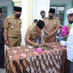 Bupati Asahan Resmikan Masjid At-Taqwa Desa Sei Silau Timur Kecamatan Buntu Pane