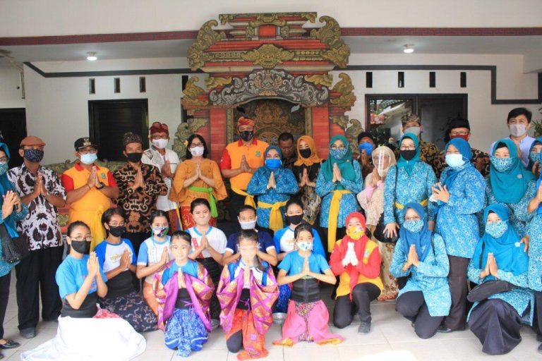Ada Kampung Bali di Kota Bekasi, Wawali Ajak Masyaakt Untuk Lihat