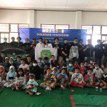 HMJ BKI UIN Banten, Berbagi Masker Gratis
