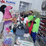 Pengunjung dan Karyawan AL MON Patuhi Protokol Kesehatan