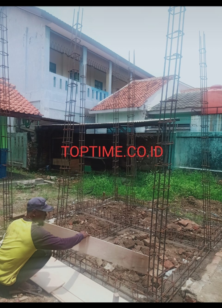 Pembangunan WC SD Sukadarma 02 Diduga Bermasalah