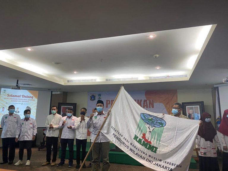 KAMMI Jakarta Gelar Pelantikan dengan Protokol Kesehatan Ketat