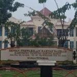 Terkait Desakan Penundaan Proyek Pembangunan Gedung Bangar DPRD Dua Unsur Pimpinan Setuju