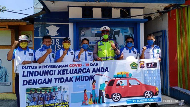 Peduli Dampak Covid-19, MdC OF Lebak Bagikan 1000 Masker dan Paket Sembako