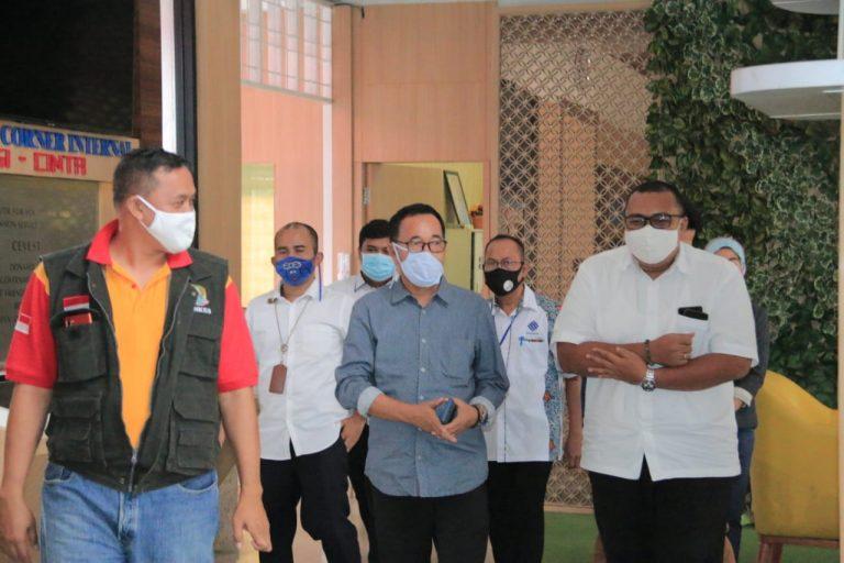 Wakil Wali Kota Bekasi Tri Adhianto Berkunjung ke BBPLK