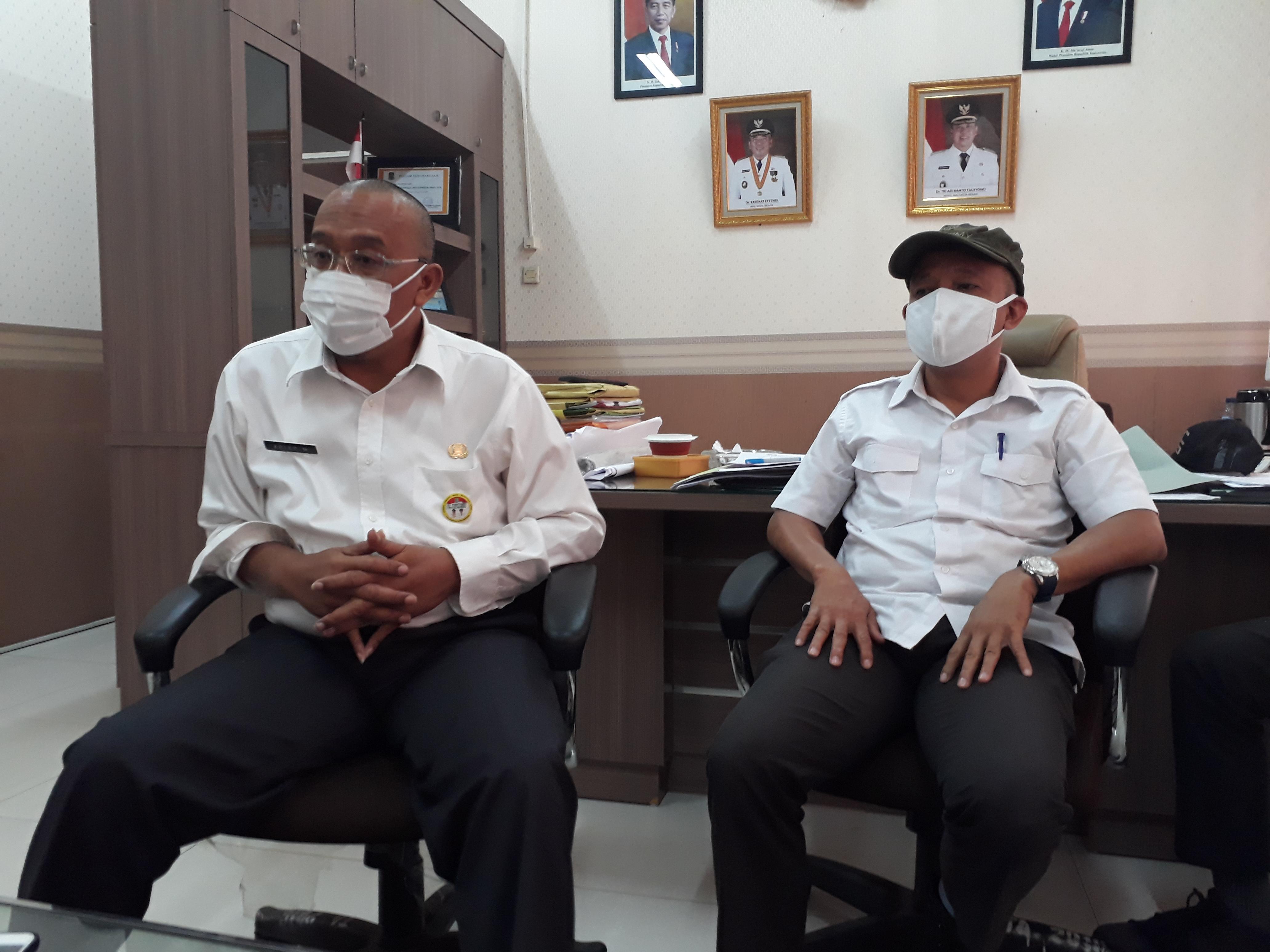 Terkait 11 Proyek yang Diaudit Inspektorat, DBMSDA Ngaku Siap Dipanggil Dewan