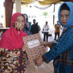H.Surya B.Sc Ikuti Pelantikan Pengurus DPD Wanita Pujakesuma Kabupaten Asahan